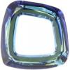 20mm Bermuda Blue Crystal
